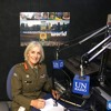 Conversation with Cyprus mission Force Commander Major-General Cheryl Pearce