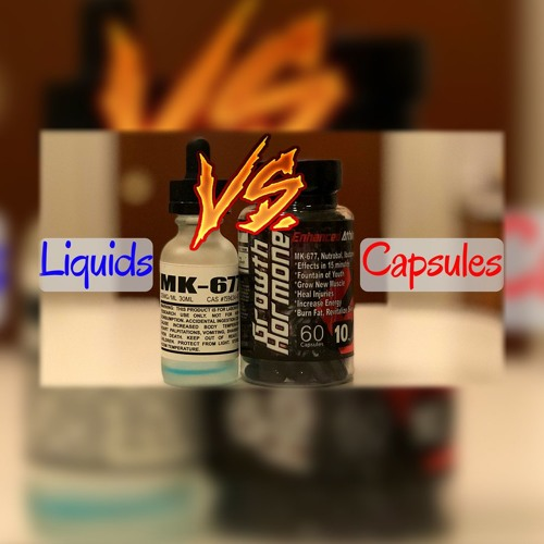 SARMs Liquid Vs Capsules - Which Is More Potent? by More