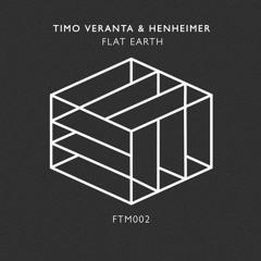 Premiere: Timo Veranta & Henheimer - Flat Earth [Fate Music]