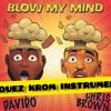 Download Davido, Chris Brown - Blow My Mind ft. Marquez Krom (Instrumental) Mp3