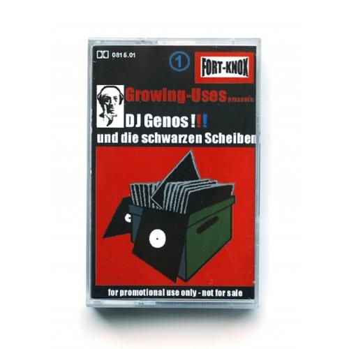 Dj Genos – und die schwarzen Scheiben (Mixtape / Seite A / released 2000)