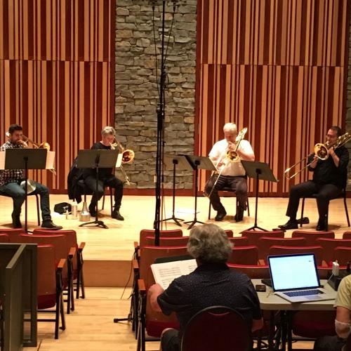 Bonéoles for trombone 4tet