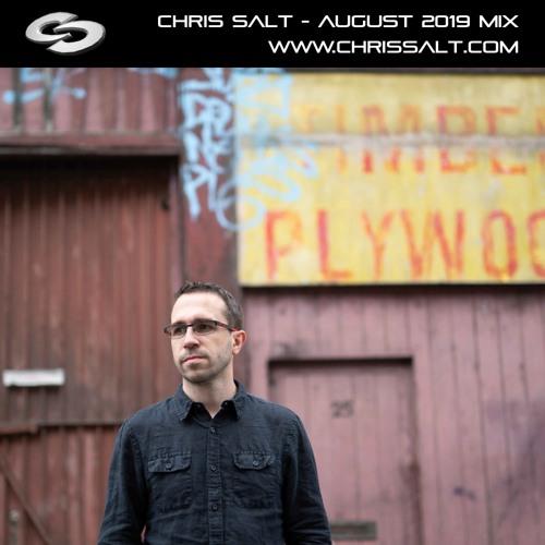 Chris Salt - August 2019 Podcast