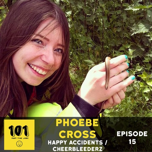 Phoebe Cross (Happy Accidents / Cheerbleederz)