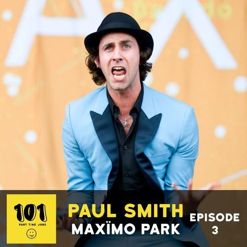 Paul Smith (Maxïmo Park)