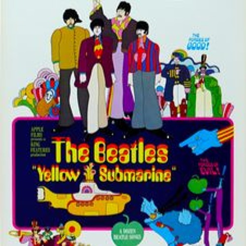 """It's All in the Mind!"": Ep. 49 - Yellow Submarine (1968, RATED G)"
