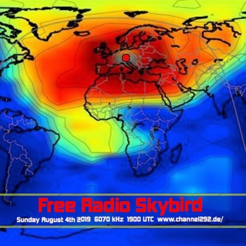 One Deck Pete's Soul on shortwave on Free Radio Skybird 4th August 2019