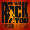 Download Queen - We Will Rock You (Division 4 Remix) Mp3