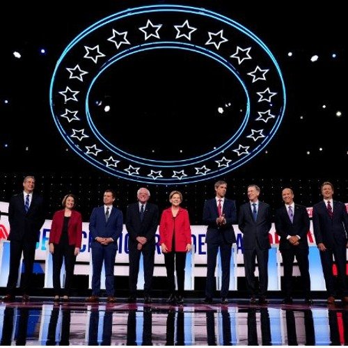 Democratic Debate Special (Featuring Political Analyst Fred Lemke)