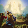 August 6 - The Feast of the Transfiguration - The Glory of God!