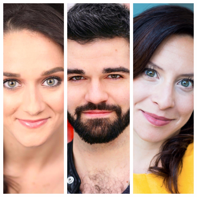 Broadways Backbone Ep. 82 Debut Episode with Becca Lee, Eric Anthony Johnson & Katerina Papacostas