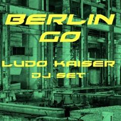 Ludo Kaiser Live Set Berlin Go #8 Summer Edition Connexion Live 03/08/19