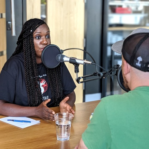 Speak the Good Podcast, Episode 9: Cheryl Blue