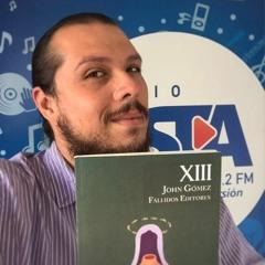"""John Gómez en """"Radio USTA"""" 96.2 FM"""