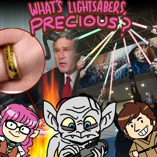 WLP Episode 68 - LOTR and Satanism/Real Life Jedi