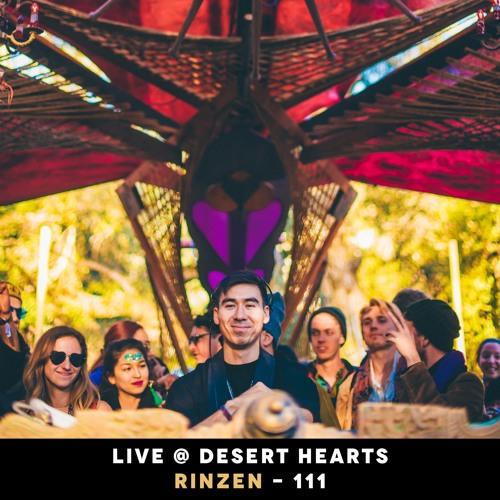 Live @ Desert Hearts - Rinzen - 111
