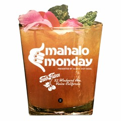 Mahalo Monday, a 1-hour mix by Vinyl Don (presented by Aloha Got Soul)