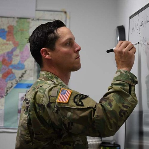 Oh the Places you Can Go (with DLI) - From Army Ranger to teacher