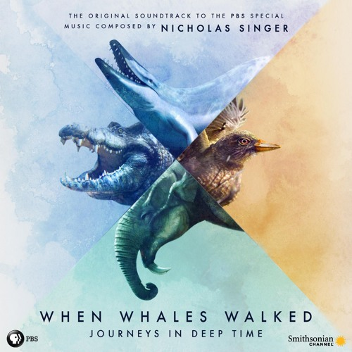 PBS / SMITHSONIAN • WHEN WHALES WALKED: JOURNEYS IN DEEP TIME (2019) by Nicholas Singer