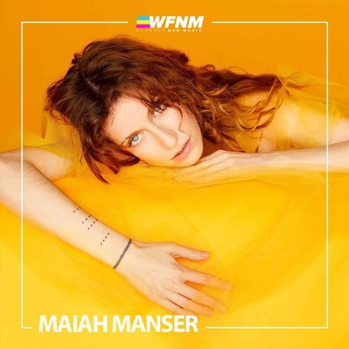 Maiah Manser Interview WE FOUND NEW MUSIC With Grant Owens