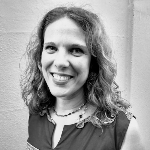 #022: Rethinking stress and wellbeing in the aid sector | Gemma Houldey