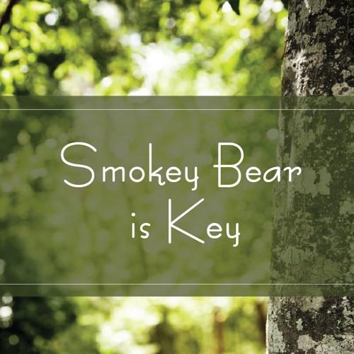 Smokey Bear is Key