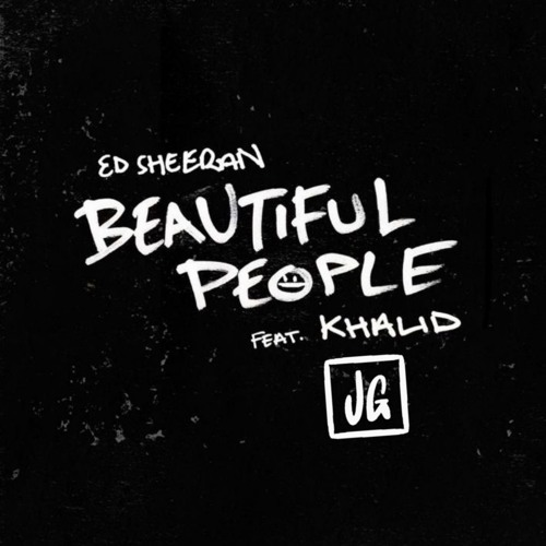 Ed Sheeran - Beautiful People Feat. Khalid (James Godfrey Remix) Free Download