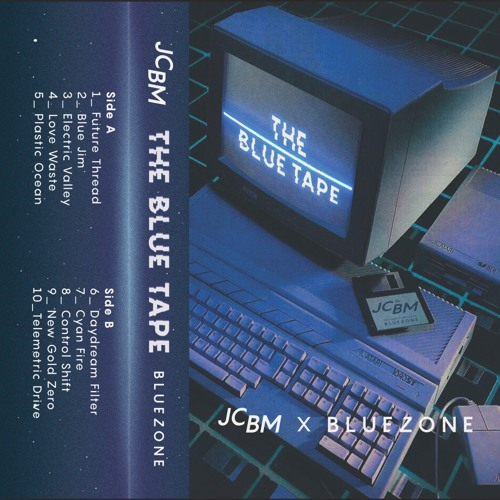 Bluezone x Munich Fabric Start: The Blue Tape (Album Preview) Release:03.09.2019