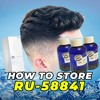 How To Store RU58841 Mixed Solutions And Raw Powder