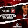PODCAST 009 =DJ MARKINHO DO JACA  SÓ AS NOVAS E AS MAIS TOCADAS ORIGINAL DO  BAILE DO JACA