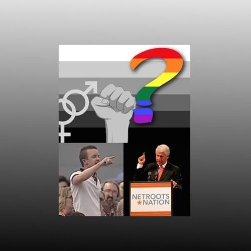 "Straight ""Pride"" & Clinton Flashback!"