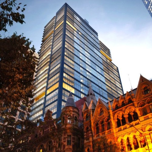 Office Tower With KONE VT System Tops Out In Melbourne by Elevator