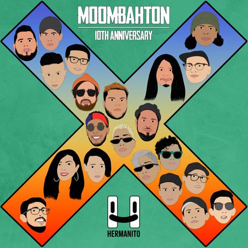 Moombahton 10 Year Anniversary LP