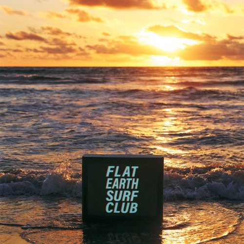 Flat Earth Surf Club (my debut album is out!!)