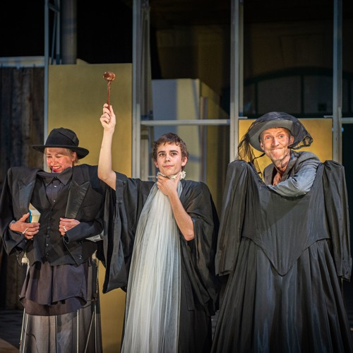 De Theaterether #5 - The Village en Le Nozze op Theater Aan Zee