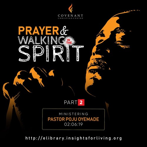 20190602_A_Prayer And Walking In The Spirit 2