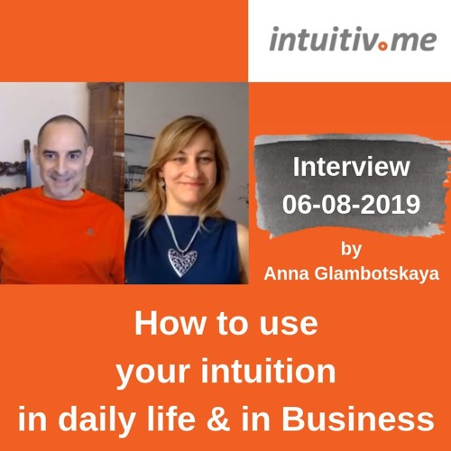 Interview of Lotfi M'Rad owner of intuitiv.me - 06-08-2019