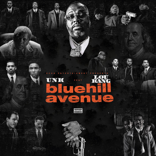 DCON Unk - Blue Hill Avenue ft. Lou Kang