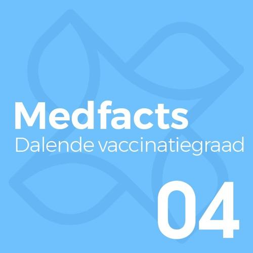 Medfacts 04 - Dalende vaccinatiegraad pt. 1 (Feat. Victor Lamme)