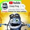 Crazy Frog - Axel f Portada del disco