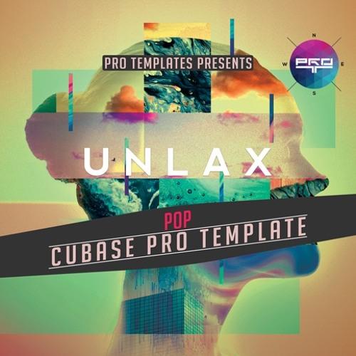 Unlax Cubase Pro Template