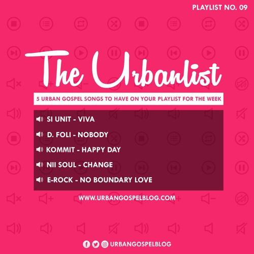 The Urbanlist #09