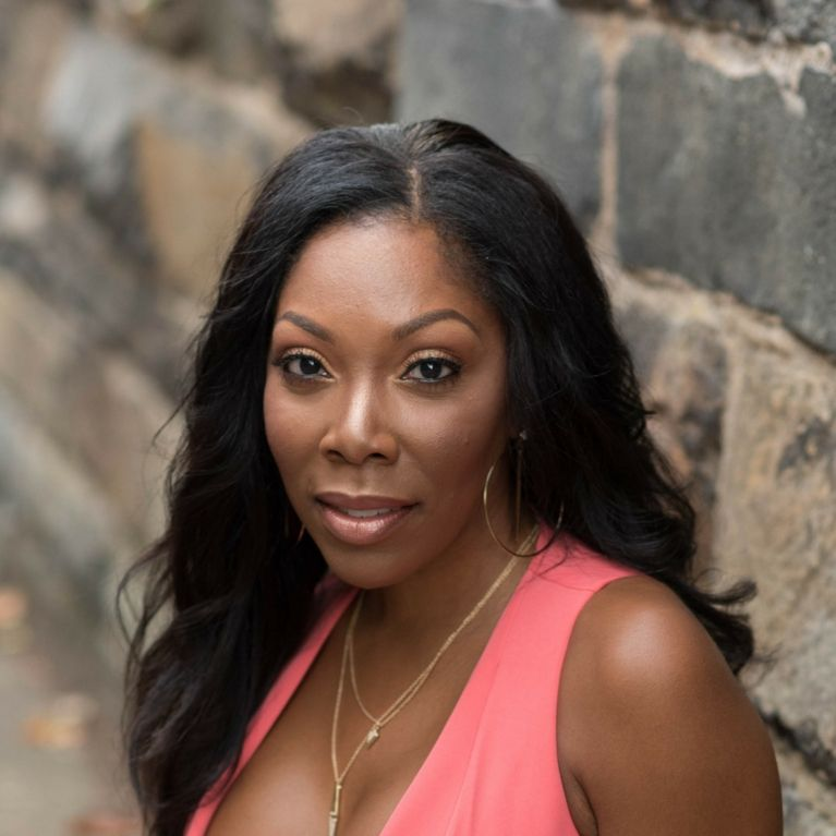 Kimberly Smith, CEO and founder of Marjani Beauty & Cosmetics appears on Everything Co-op