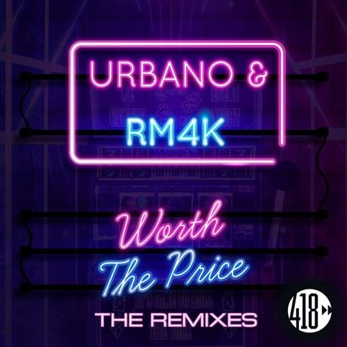 URBANO & RM4K - Worth The Price (Tommy Mc VIP Mix) [Dub Mix Available] OUT NOW, HIT BUY!!