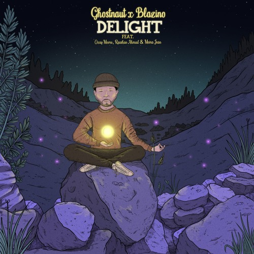 Ghostnaut x Blazino - Delight Feat. Ozay Moore, Raashan Ahmad & Moira Jean