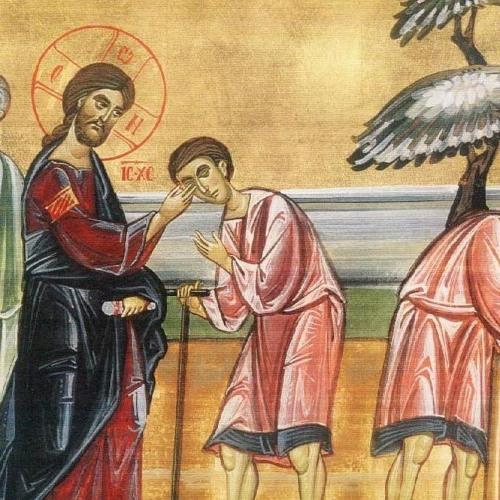 Predică la Duminica a 7-a după Rusalii (Vindecarea a doi orbi și a unui mut din Capernaum)