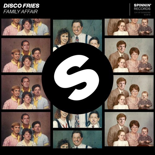Disco Fries - Family Affair [OUT NOW]