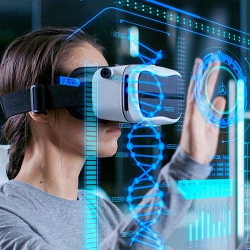 #21: Augmented, virtual og mixed reality: Sådan kan din virksomhed udnytte teknologierne
