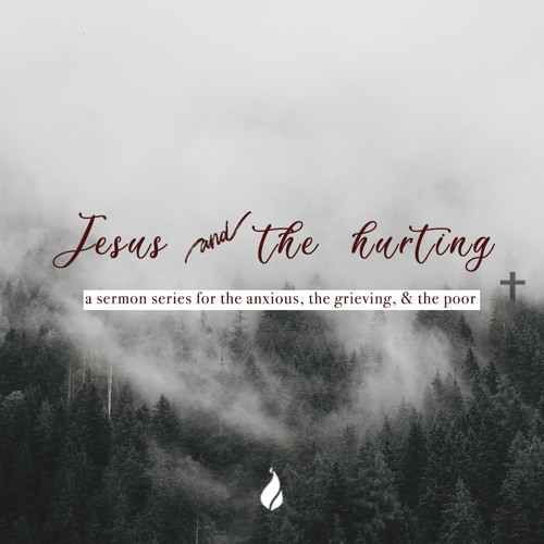 Jesus and the Anxious // Romans 8:31-39 (Kingsgrove 11am, 4 Aug 2019)