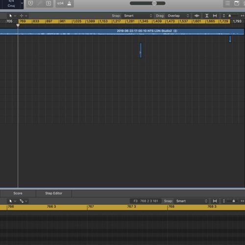 Nts Edit For Ipod 3 For Soundcloud by iamleila   iamleila